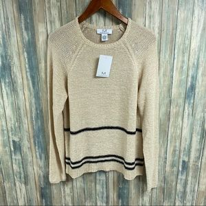 Magaschoni Summer Sweater sz S NEW # S564